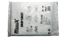 Womax najlon za prekrivanje 4x5m tanji ( 0210493 )