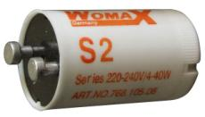 Womax starter 4-22W ( 76810506 )
