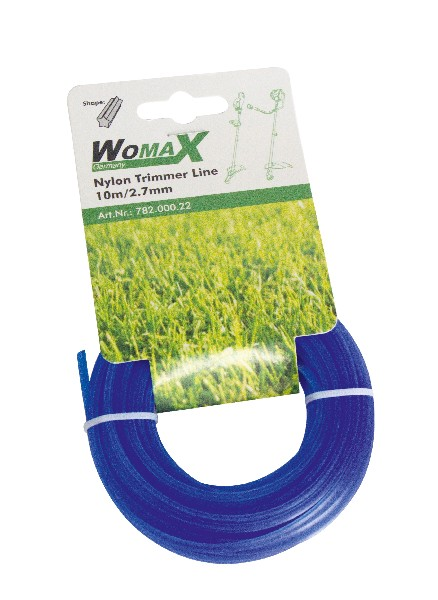 Womax najlon za trimer 10m/2.70mm ( 78200022 )