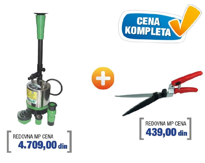 Womax pumpa za fontanu sa makazama W-FP 50 ( 78005090m )