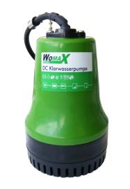 Womax pumpa potapajuća DC W-DCP 50 ( 78005020 )