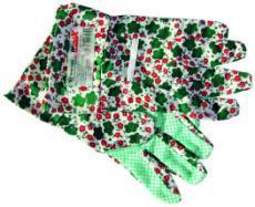 Womax rukavice baštenske sa cvetićima veličina 8 ( 79032318 )