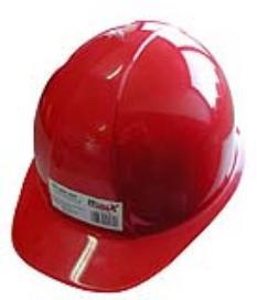Womax šlem zaštitni crveni ( 0106084 )