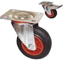 Womax točak sa kočnicom 125mm ( 76590112 )