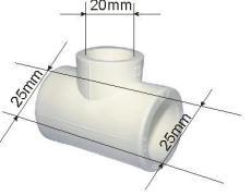 Womax T komad 3/4 - 1/2 ( 74600525 )