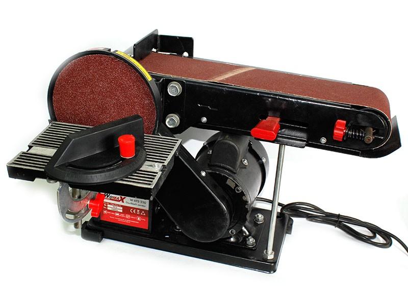 Womax W-BTS 350 dvostrani oštrač traka i ploča( 72835015 )