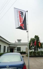 Sanic stub za zastavu sa postoljem 6m ( 70100106 )