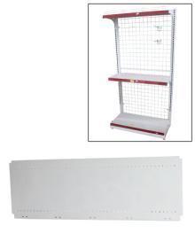 Polica za prodavnice polica 900mm x 450mm ( 70140105 )