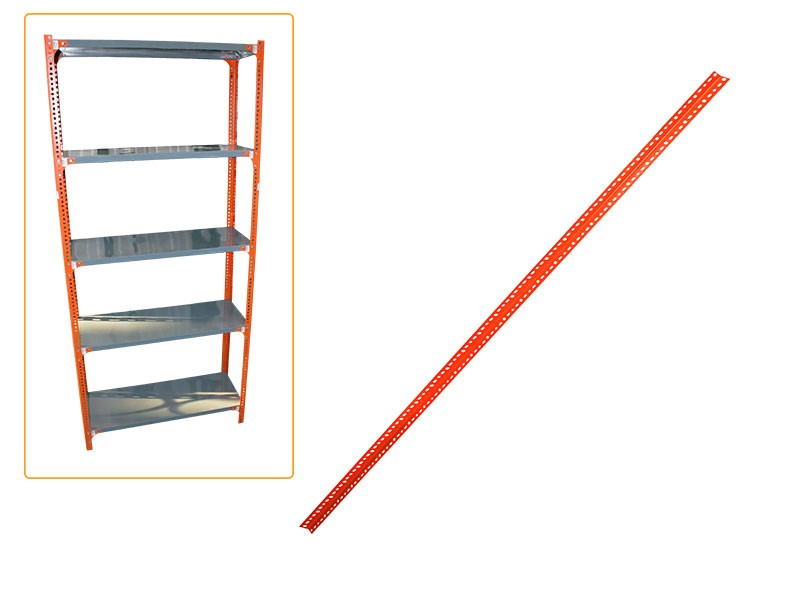 Womax polica garažna noga 38mm x 38mm x 2m ( 70001503 )