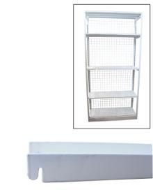 Polica univerzalna - konzolni nosač krova 1200mm ( 70001106 )