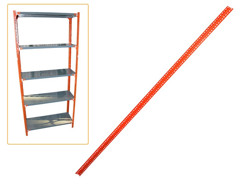 Womax polica garažna noga 38mm x 38mm x 3m ( 70001505 )