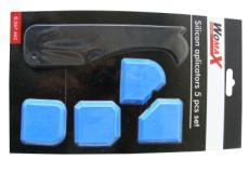 Womax aplikatori za silikon set 5 kom ( 0567462 )