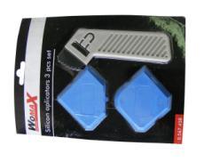 Womax aplikatori za silikon set 3 kom ( 0567458 )