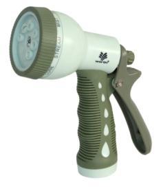 Gartenmax pištolj za crevo 8 funkcija ( 0300516 )