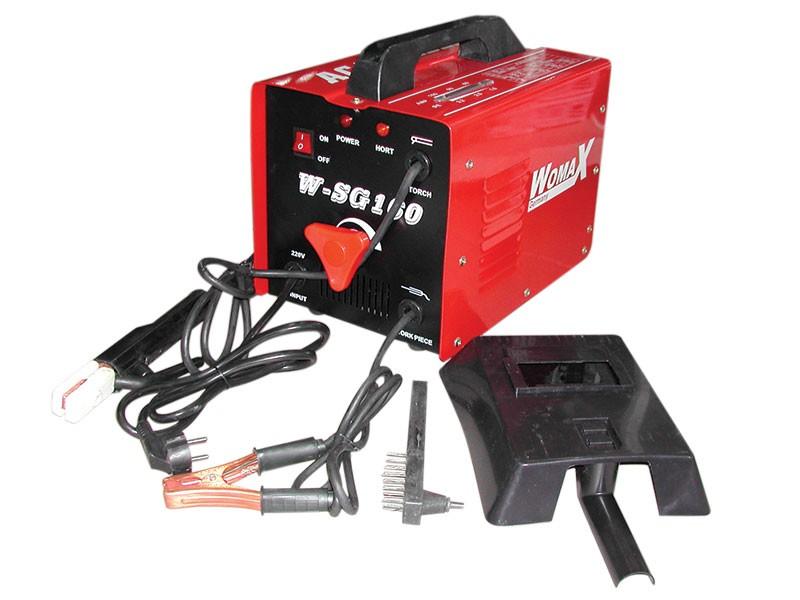 Womax aparat za zavarivanje električni lučni W-SG 160 ( 77016000 )