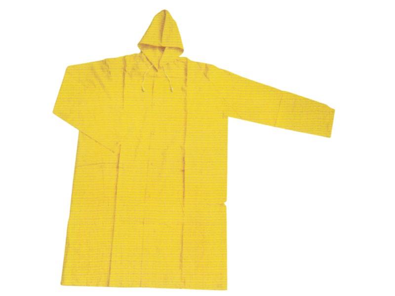 Womax kišna kabanica XXL 0.28mm žuta ( 0290071 )