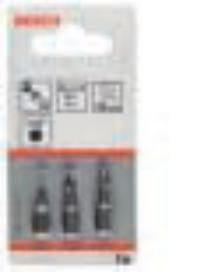 Bosch pinovi set 2+1 kom ( 2607001753 )