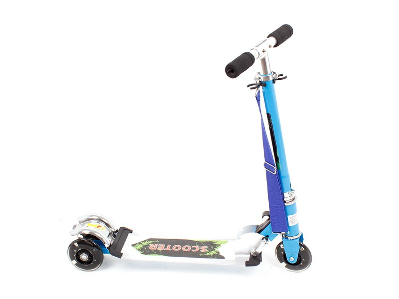 Glory Bike trotinet dečiji plavi ( sc618b )
