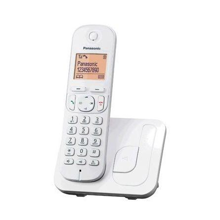 Panasonic DECT KX-TGC210FXW beli bežični telefon