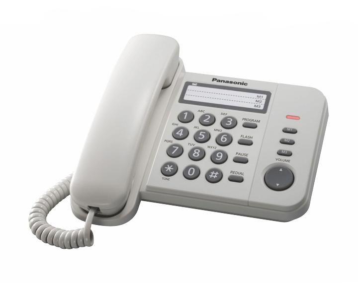 Panasonic KX-TS520FXW telefon