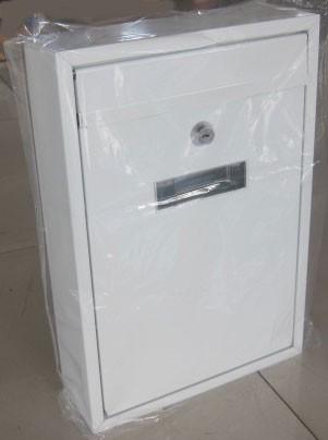 Haus poštansko sanduče 240mm x 75mm x 350mm belo ( 0200028 )
