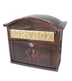 Womax poštansko sanduče 36cm x 17cm x 45.5cm ( 0200020 )