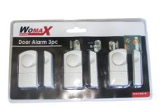 Womax alarm za vrata set 3 kom ( 0858100 )