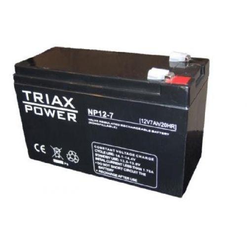 Triax UPS baterija 12V 7Ah