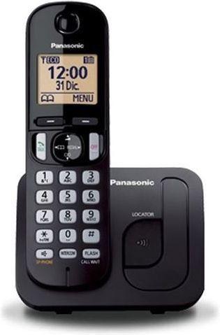 Panasonic DECT KX-TGC210FXB bežični telefon