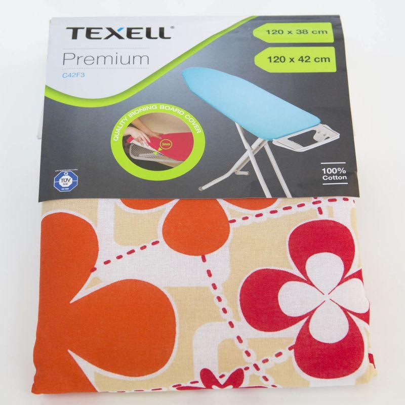 Texell C42F3 premium navlaka za dasku za peglanje sa penastim uloškom