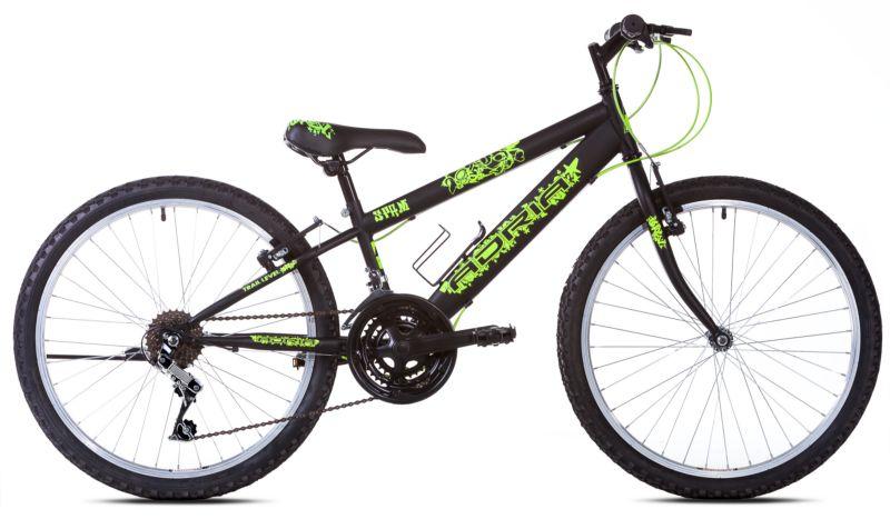 Adria spam bicikl 24/18 crni 11 Ht ( 914173-11 )