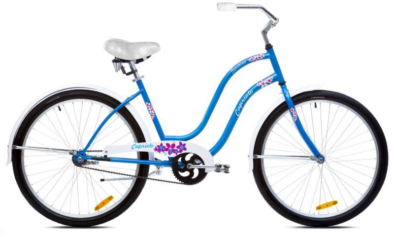 Capriolo sunshine bicikl 26 plavo-belo-pink 18.5 Ht ( 914578-18 )