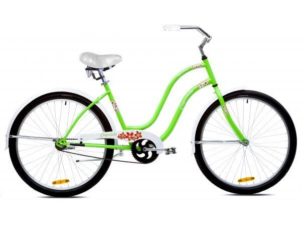 Capriolo sunshine bicikl 26 zeleno-belo-crveni 18.5 Ht ( 914579-18 )