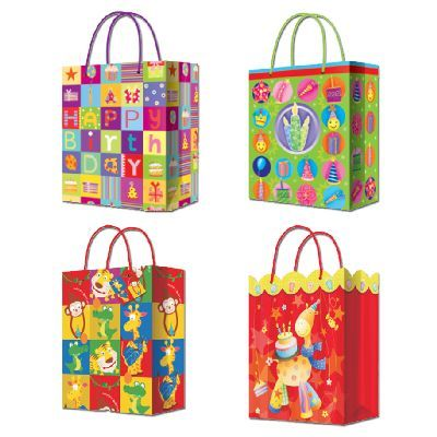 Kids and Birthday kesica 18.4x10.2x22.8cm ( 36-670000 )