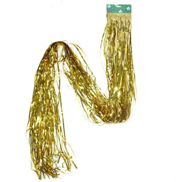 Lametta zlatna 150 cm ( 40-462000 )