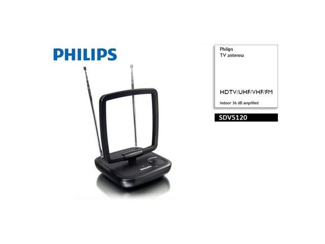 Philips SDV5120/12 digitalna TV antena