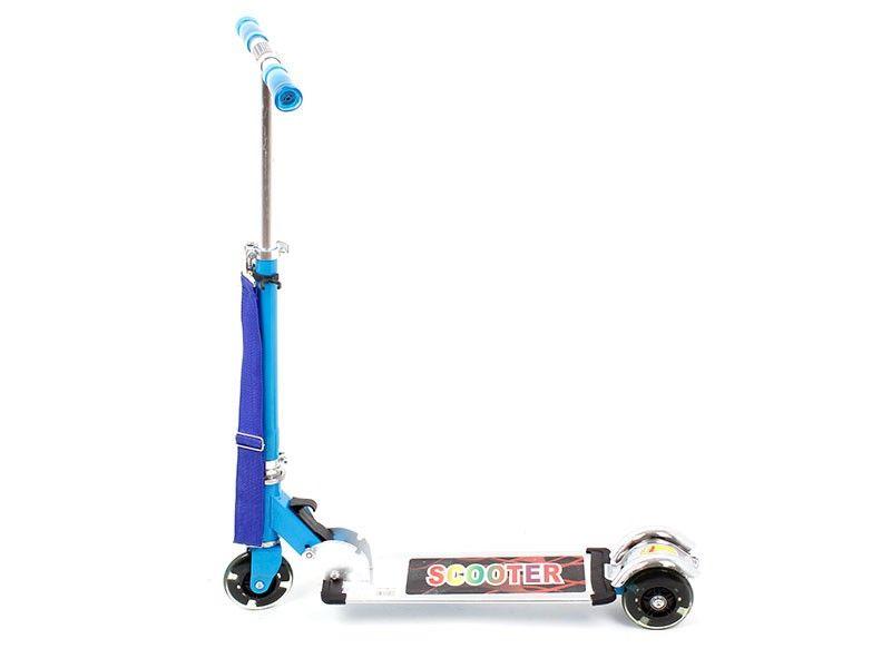 Glory bike trotinet dečiji plavi ( SC618B-B )