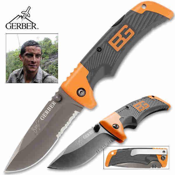 Gerber Bear Grylls nož ( 033570 )