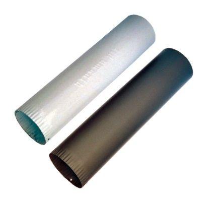Limex emajlirana dimovna cev l500 bela ( 002018 )