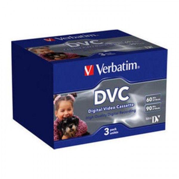 Verbatim 47652 47651 MINI DV kaseta od 60/90 minuta ( MDV03V/Z )