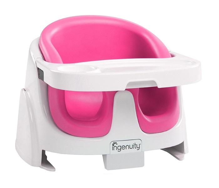 Kids II hranilica ing bebi stolica 2u1 pink 60357 ( SKU60357 )